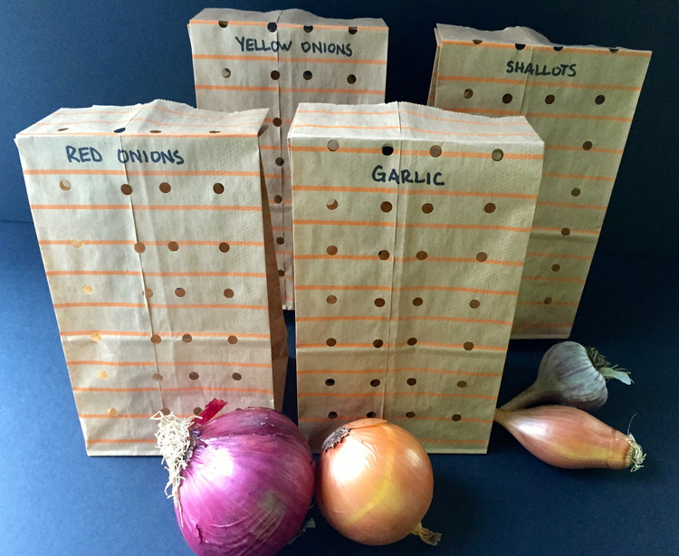 The Best Way To Store Onions Garlic Quick Tip Friday