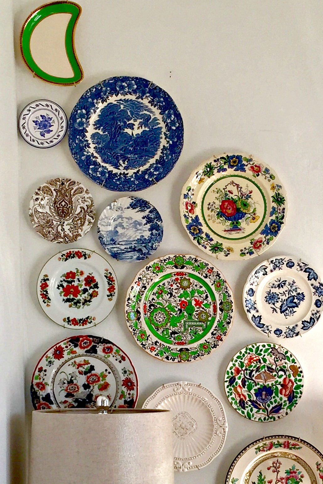 plate art - a collection