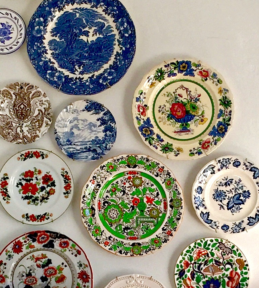 plate art - an 1800s collection